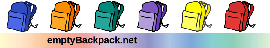 emptyBackpack.net
